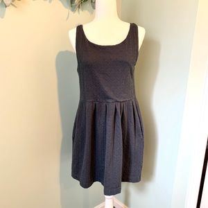 Anthro Deletta Knit Sleeveless Dress with Pockets